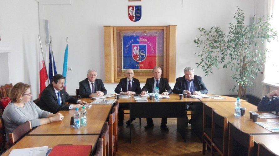 Posiedzenie Rady Powiatowej Mazowieckiej Izby Rolniczej w Zwoleniu