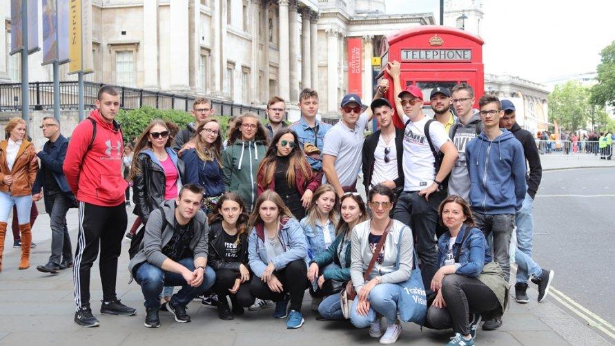 Kolejni uczniowie zwoleńskiego technikum wzięli udział w zagranicznych praktykach!
