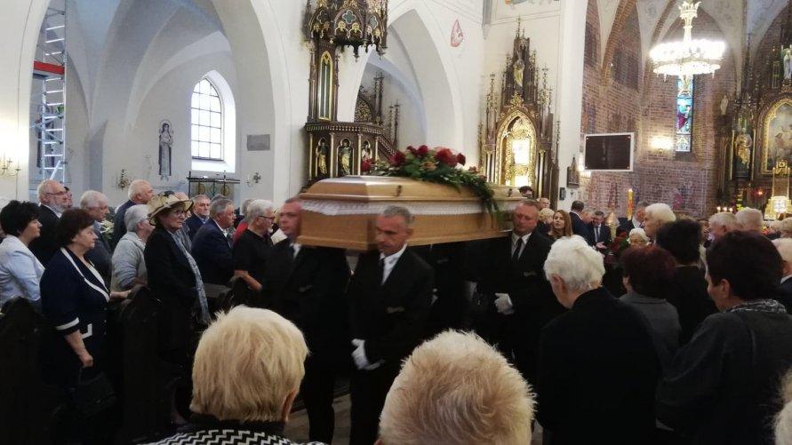 Uroczystości pogrzebowe Tadeusza Derlatki